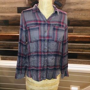 Lucky Brand Button Up Vintage Look